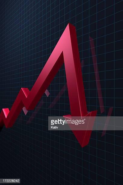 market crash - stock market crash stock pictures, royalty-free photos & images