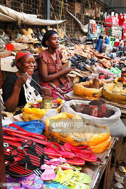 market in mombasa - mombasa stock photos and pictures