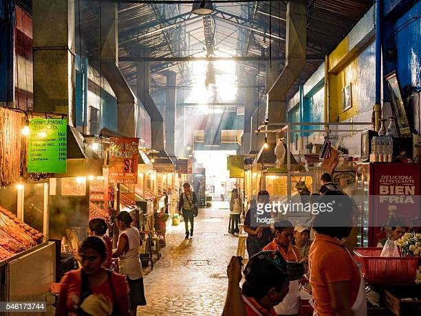 market in oaxaca, mexico - oaxaca stock photos and pictures