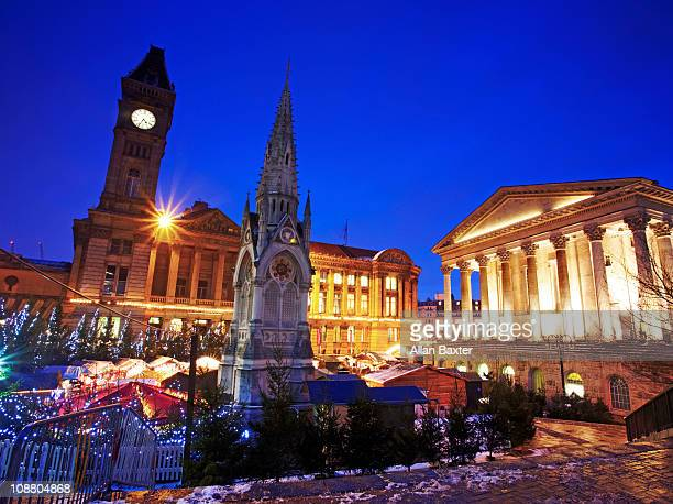 market - birmingham england stock pictures, royalty-free photos & images
