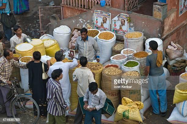 Market place in Jaipur