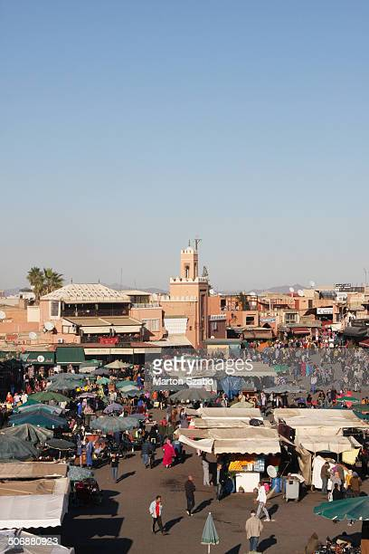 CONTENT] Market place Medina Quarter Tourists place UNESCO Masterpiece of the Oral and Intangible Heritage of Humanity Daylight At day