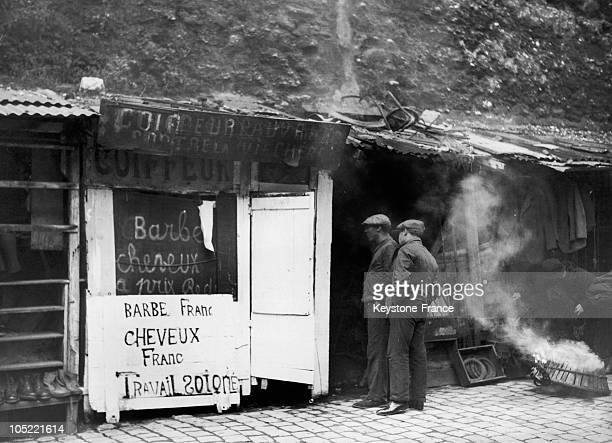 Market Shoes Marseille To The Years 1930-1939