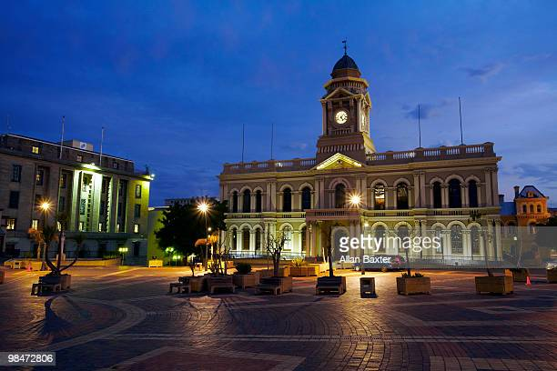 Market Square and City  Hall in Port Elizabeth