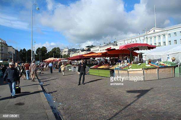 Market Square of Helsinki