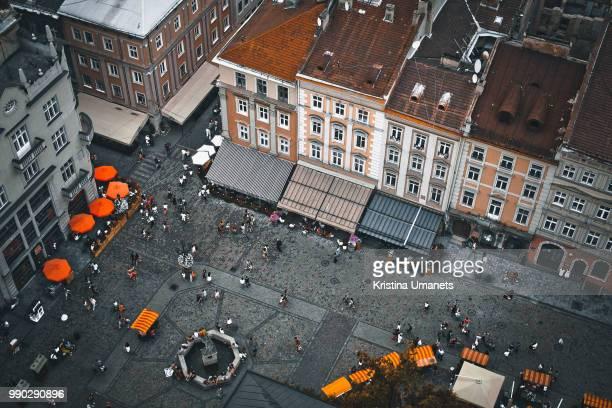 market square - ウクライナ ストックフォトと画像