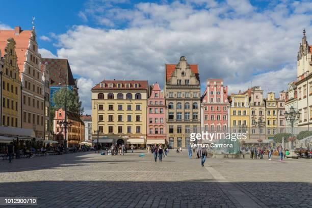 Market Square, Wrocław - Poland