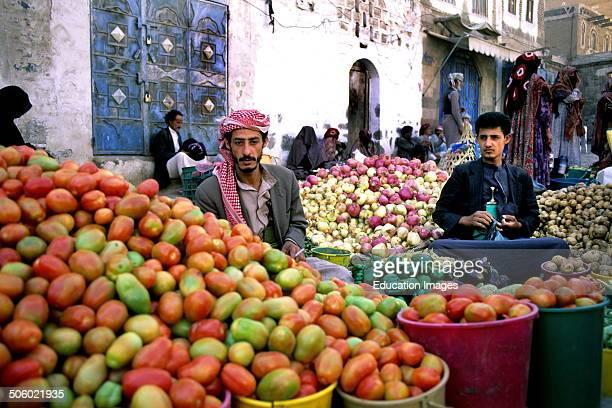 Market Yemen Arabian Peninsula