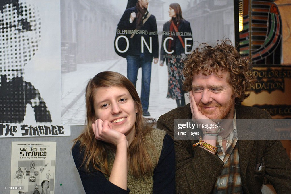 "2007 Sundance Film Festival - ""Once"" Premiere : News Photo"