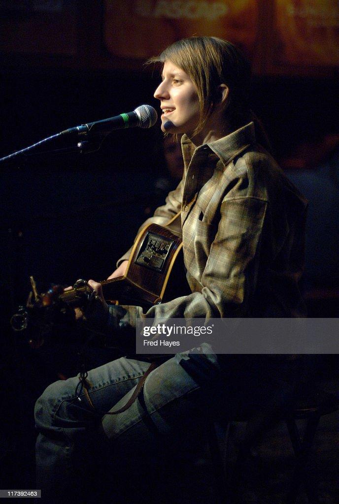 2007 Sundance Film Festival - ASCAP Music Cafe - Day 7 : News Photo
