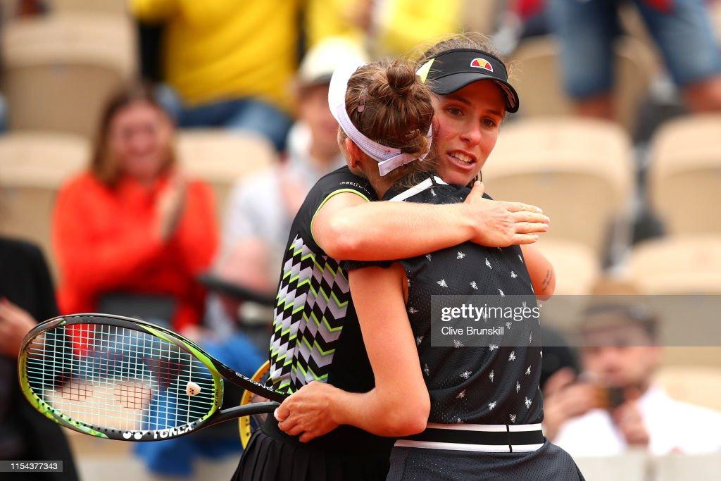2019 French Open - Day Thirteen : News Photo