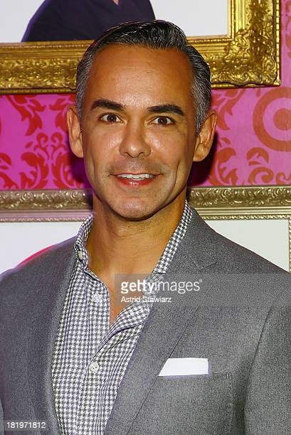 Marketing for Target Rick Gomez attends Chris March for Target Launch Event at The Angel Orensanz Foundation on September 26 2013 in New York City