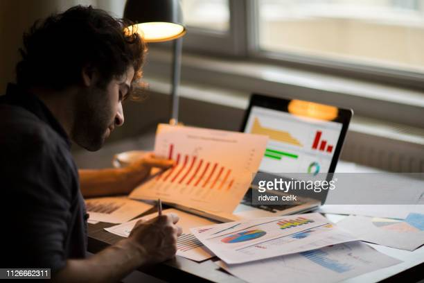 marketing graph statistics digital analysis finance concept - report document stock pictures, royalty-free photos & images