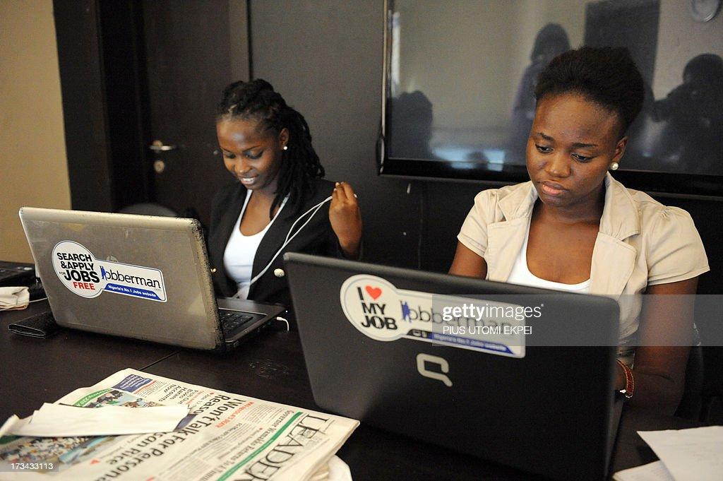 NIGERIA-LABOUR-ECONOMY : News Photo