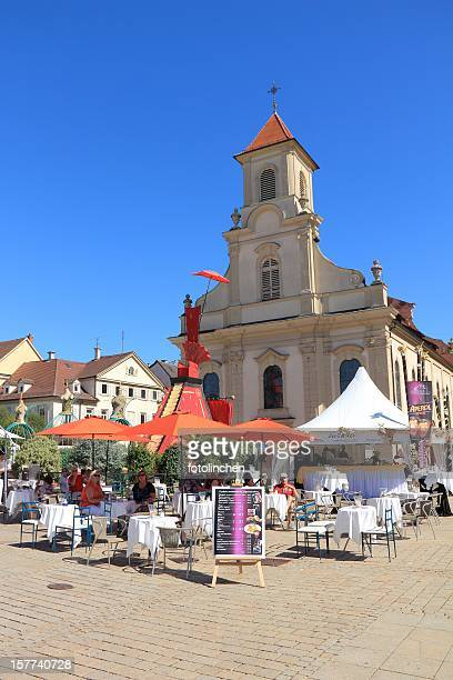 Marketplace en Ludwigsburg- Venetian Fair