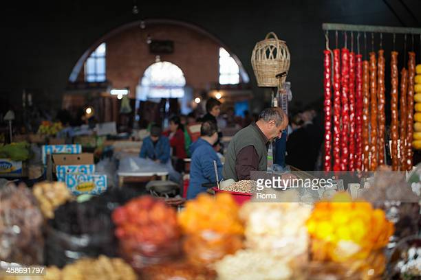 marketplace - yerevan stock pictures, royalty-free photos & images