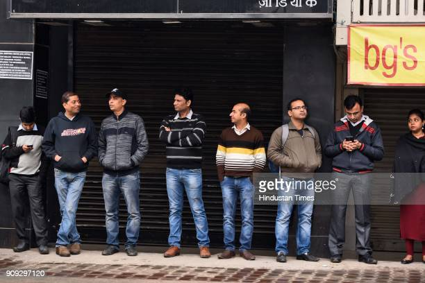 Markets across the city remain closed keeping with the call for a bandh made by Confederation of All India Traders to protest against the ongoing...