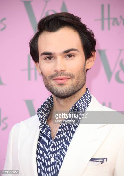 MarkFrancis Vandelli attends the VA Summer Party at The VA on June 20 2018 in London England