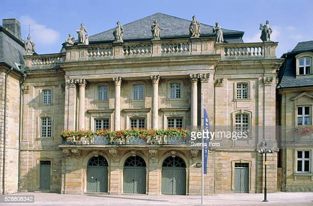 Markgr?fliches opera house in Bayreuth