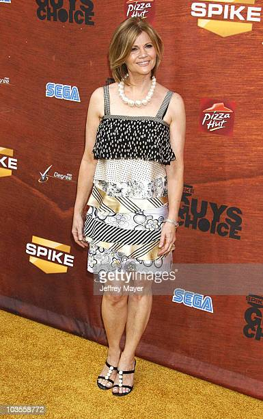 Markie Post arrives at Spike TV's 2nd Annual Guys Choice Awards on May 29 2008 at Sony Studios in Los Angeles California