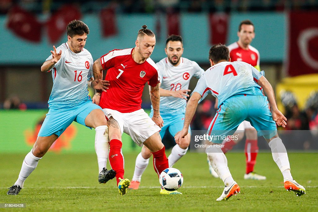 Austria v Turkey - International Friendly