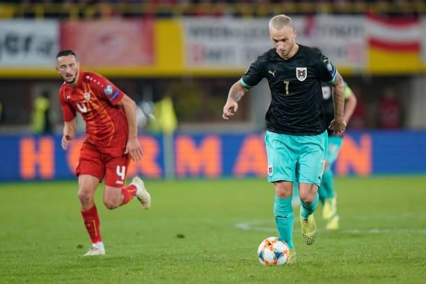 Austria v North Macedonia - UEFA Euro 2020 Qualifier