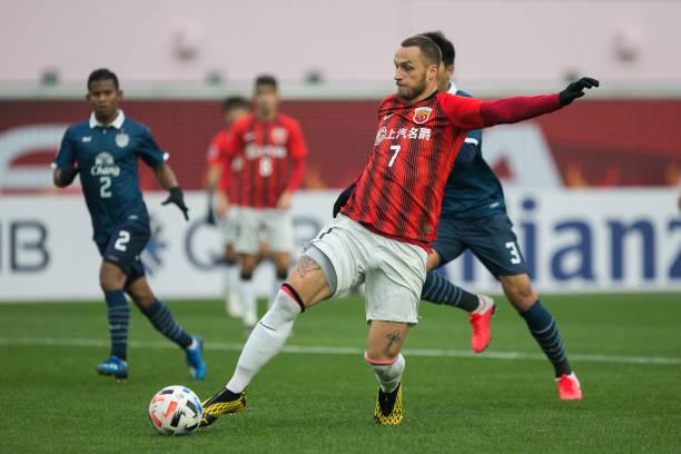 Shanghai SIPG v Buriram United - 2020 AFC Play Offs