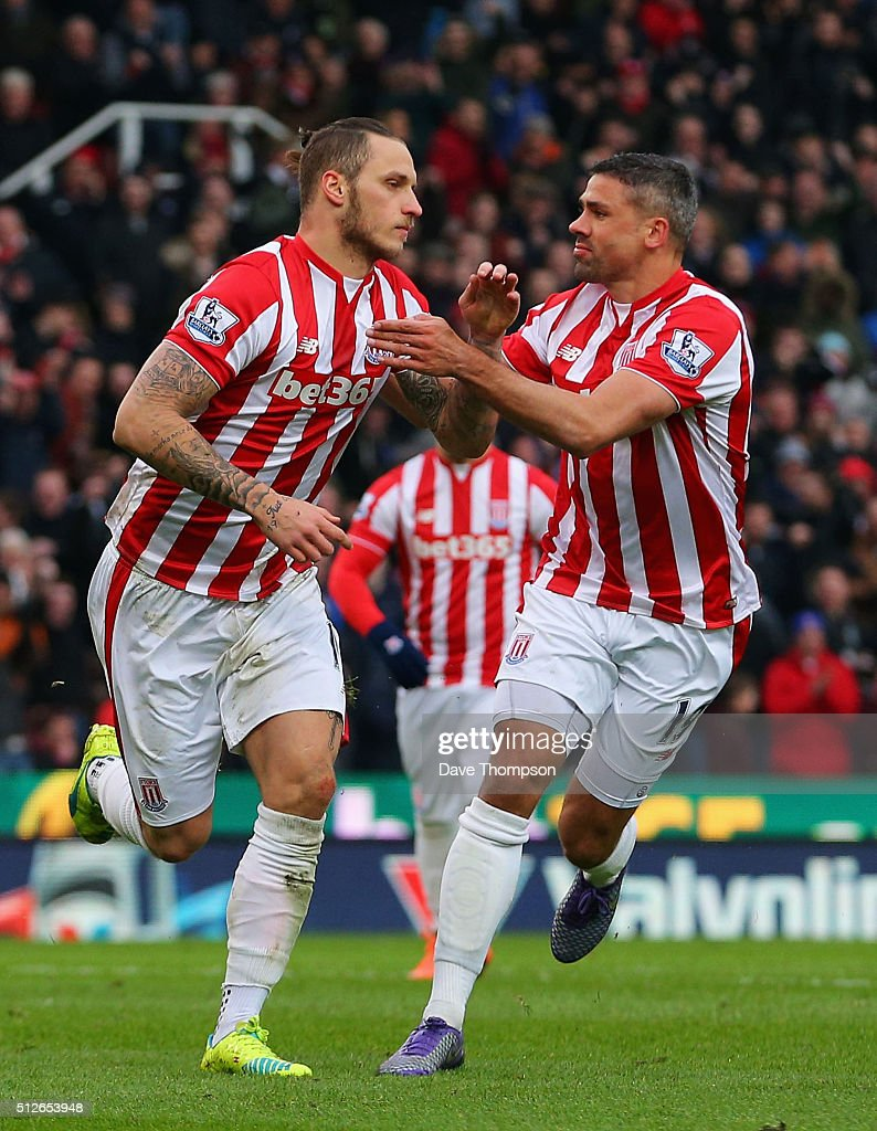 Stoke City v Aston Villa - Premier League