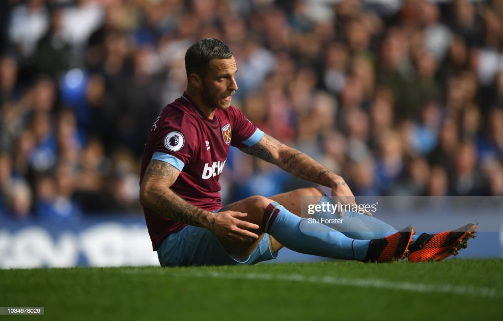 Everton FC v West Ham United - Premier League : ニュース写真