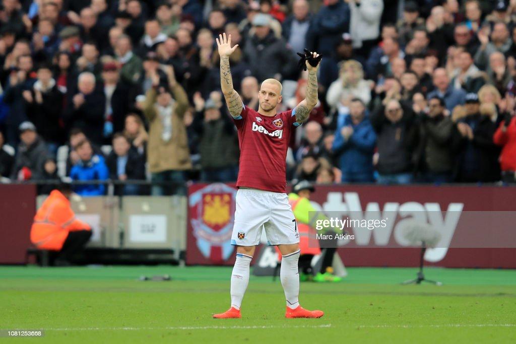 West Ham United v Arsenal FC - Premier League : News Photo