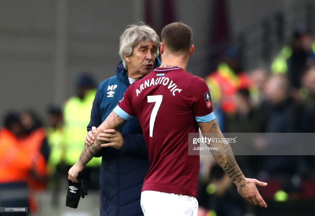 West Ham United v Birmingham City - Emirates FA Cup Third Round : News Photo