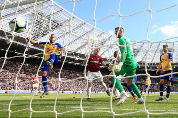 GBR: West Ham United v Southampton FC - Premier League