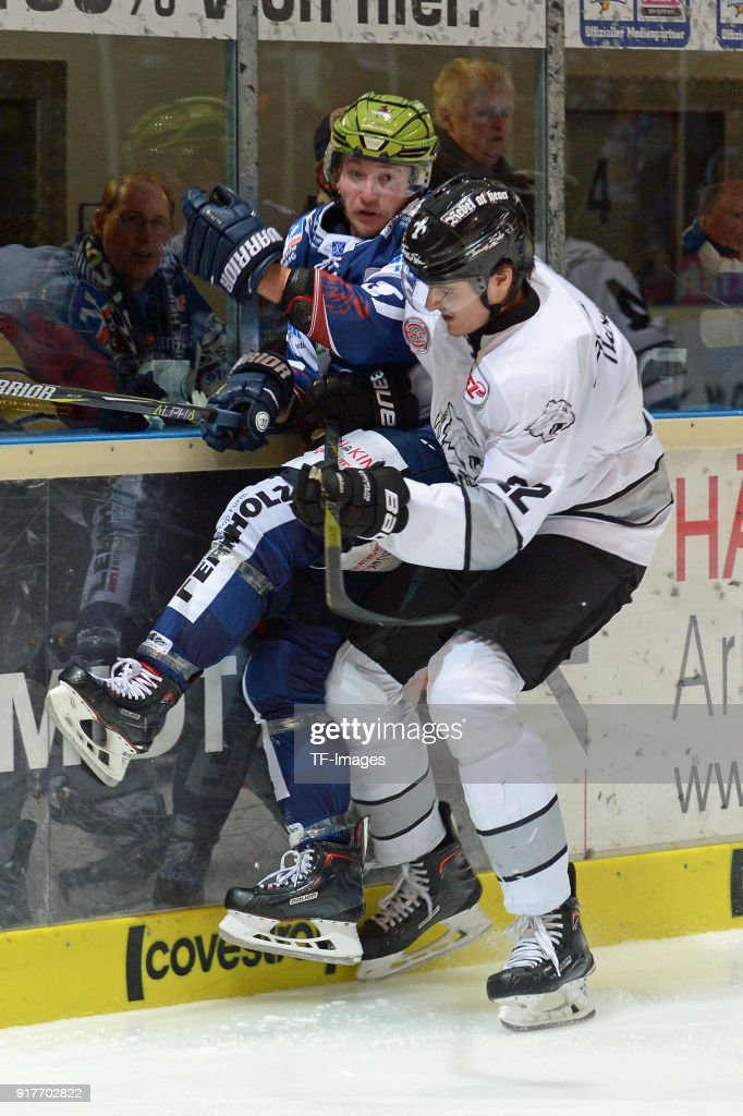 Marko Friedrich iserlohn roosters v sabo tigers pictures getty images