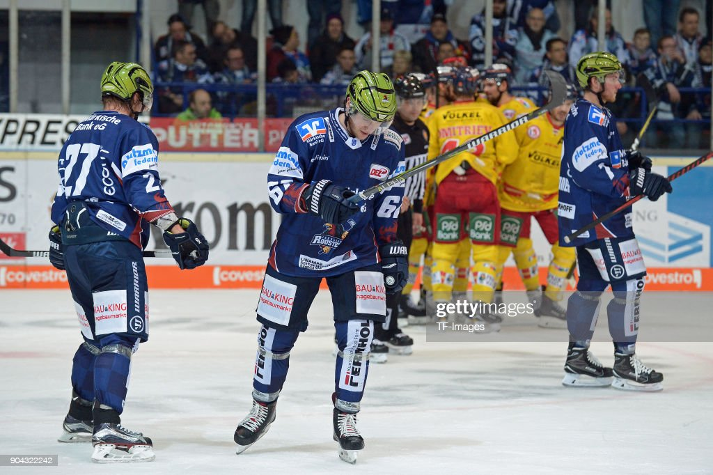Marko Friedrich iserlohn roosters v duesseldorfer eg photos and images getty