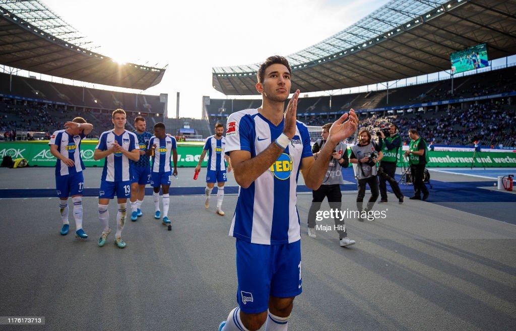 Hertha BSC v SC Paderborn 07 - Bundesliga : News Photo