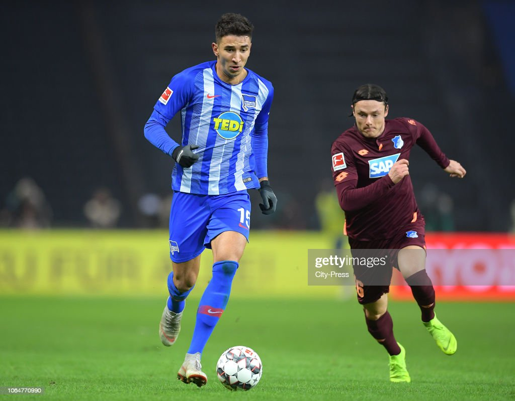 Hertha BSC v TSG Hoffenheim - Bundesliga : News Photo