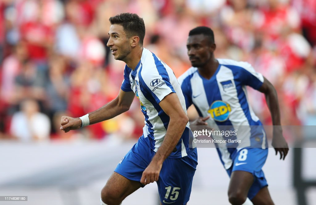 1. FSV Mainz 05 v Hertha BSC - Bundesliga : ニュース写真
