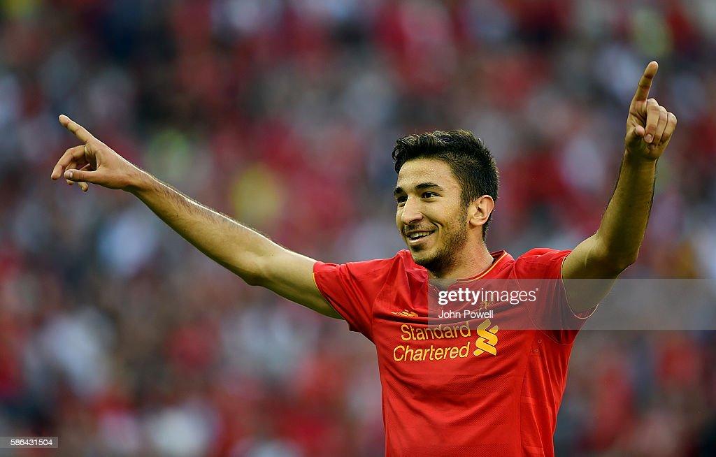 International Champions Cup: Liverpool v Barcelona : News Photo