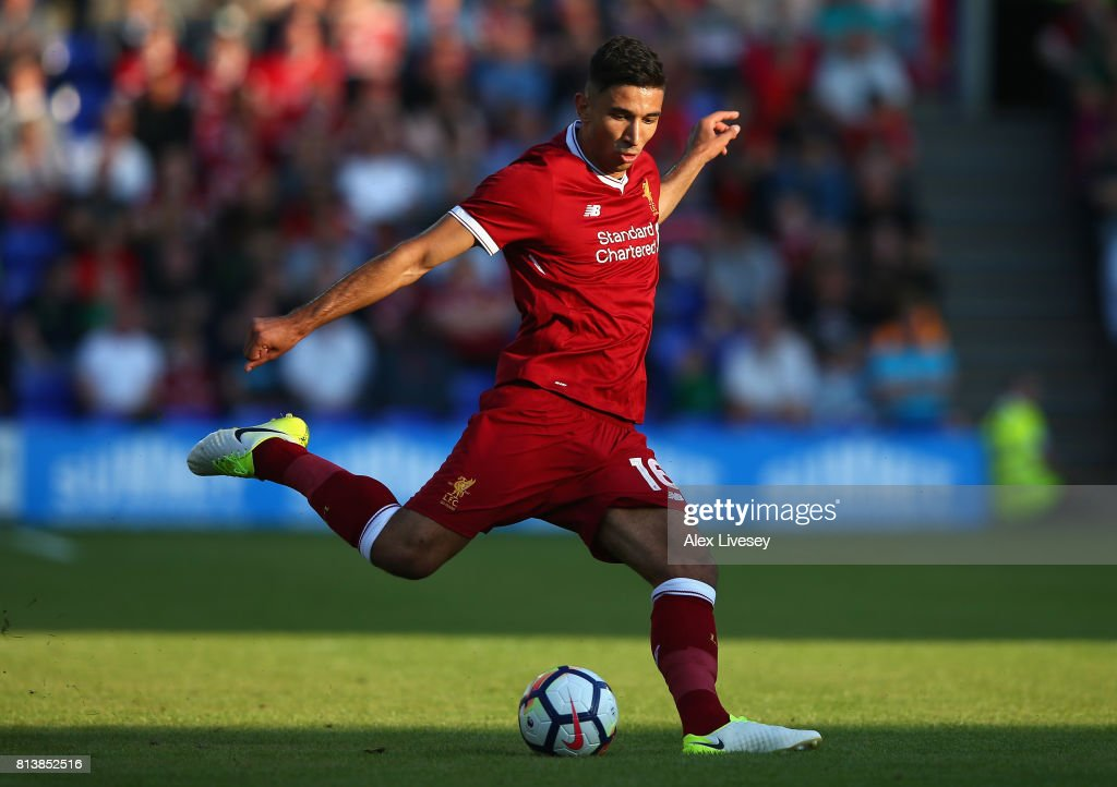 Tranmere Rovers v Liverpool - Pre Season Friendly : News Photo