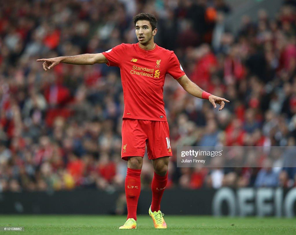 Liverpool v Hull City - Premier League : ニュース写真