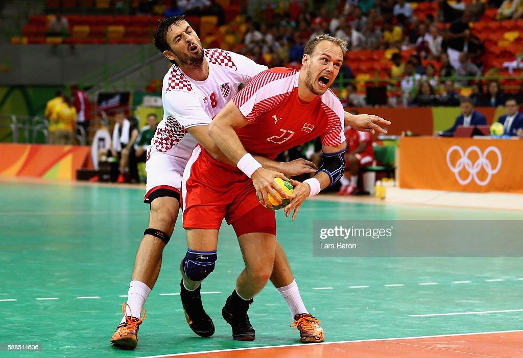 Handball - Olympics: Day 6