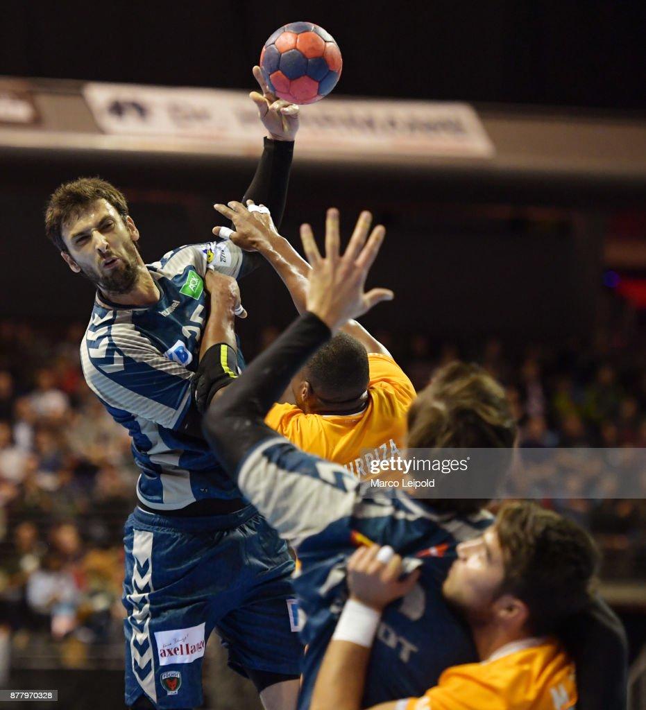 Fuechse Berlin v FC Porto - EHF Cup