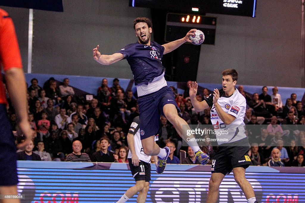Paris Saint-Germain v HC Metalurg Skopje - Handball
