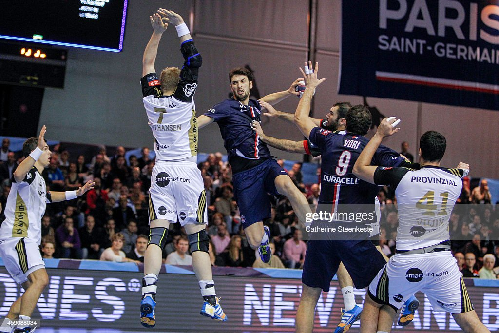 Paris Saint-Germain v THW-Kiel - Handball