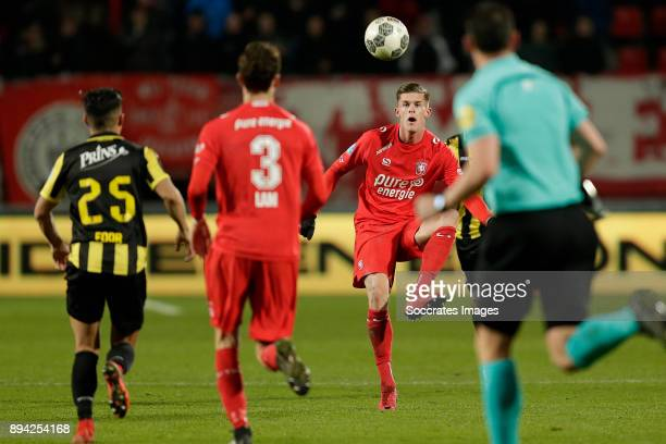 Marko Kvasina of FC Twente during the Dutch Eredivisie match between Fc Twente v Vitesse at the De Grolsch Veste on December 16 2017 in Enschede...