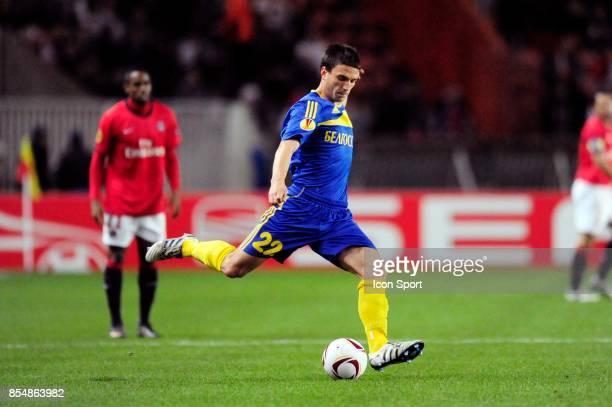 Marko SIMIC PSG / BATE Borisov 1/16 de finale retour de Ligue Europa