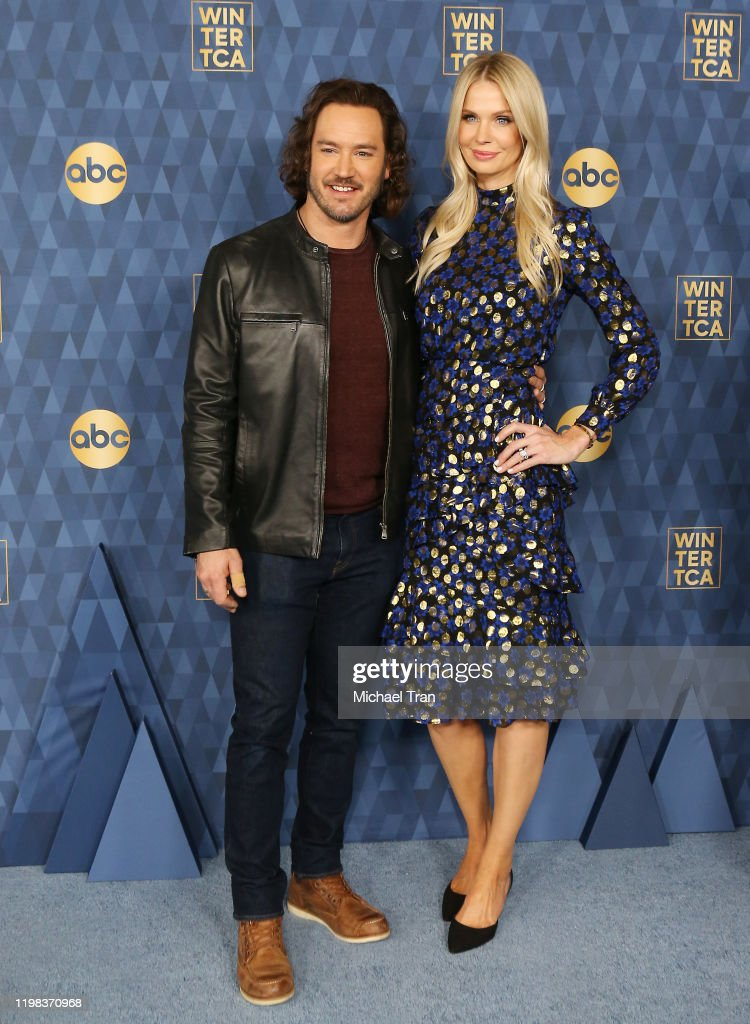 Mark Paul Gosselaar And His Wife Catriona Mcginn Attend Abc News Photo Getty Images This will mark the second. 2