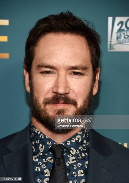 MarkPaul Gosselaar arrives at FOX's The Passage Premiere Party at The Broad Stage on January 10 2019 in Santa Monica California