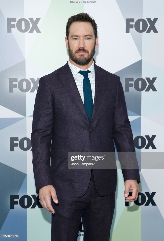 Mark-Paul Gosselaar attends 2018 Fox Network Upfront at Wollman Rink, Central Park on May 14, 2018 in New York City.