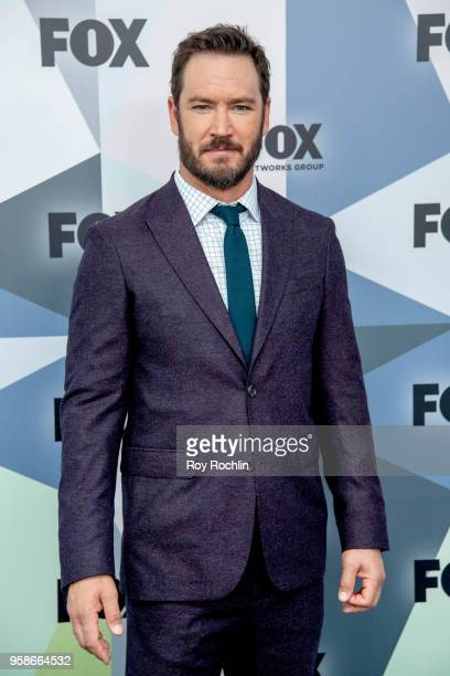 MarkPaul Gosselaar attends the 2018 Fox Network Upfront at Wollman Rink Central Park on May 14 2018 in New York City